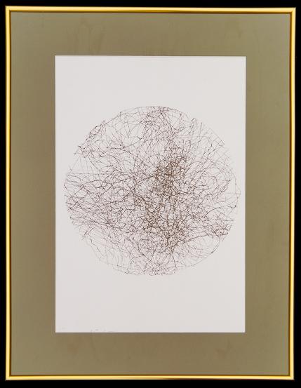 Earth wind fire | 2014 | 40 x 60 cm | Papier
